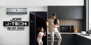 Máy lạnh Sharp J-Tech Inverter