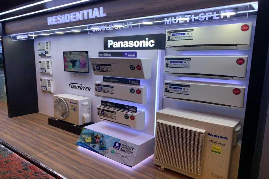 Máy lạnh Panasonic có nhiều mẫu mã
