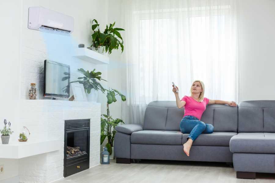 Máy lạnh Panasonic giúp độ ẩm trong phòng được duy trì