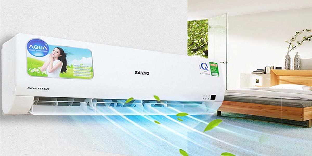 Máy lạnh Sanyo