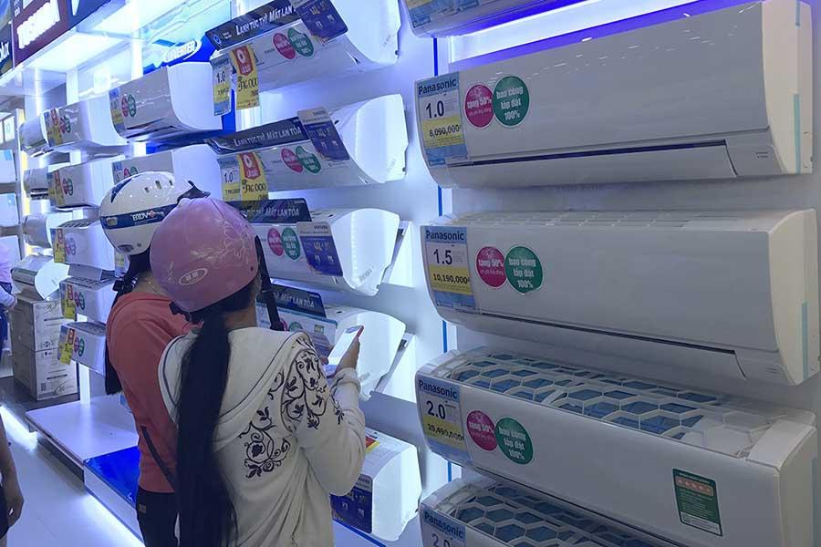 Lựa chọn máy lạnh
