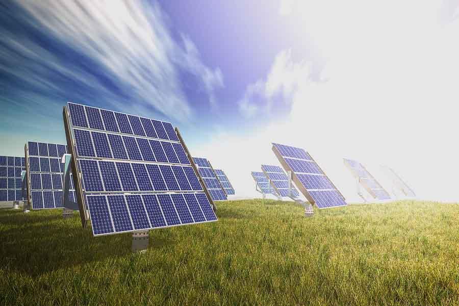 Năng lượng mặt trời tốt cho môi trường