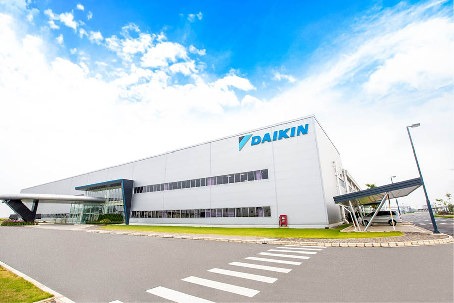 Nhà máy Daikin Việt Nam