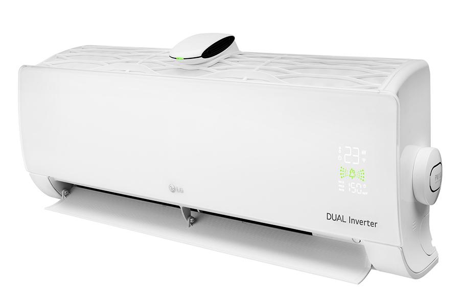 Thiết kế của máy lạnh LG