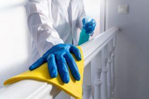 ทำความสะอาดบ้าน