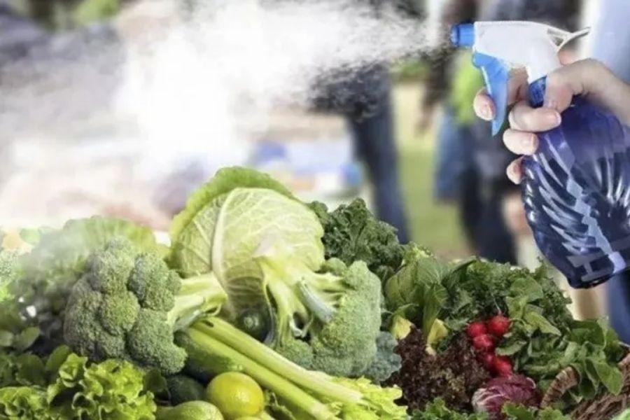 Cách chọn rau củ quả không dính chất lạ