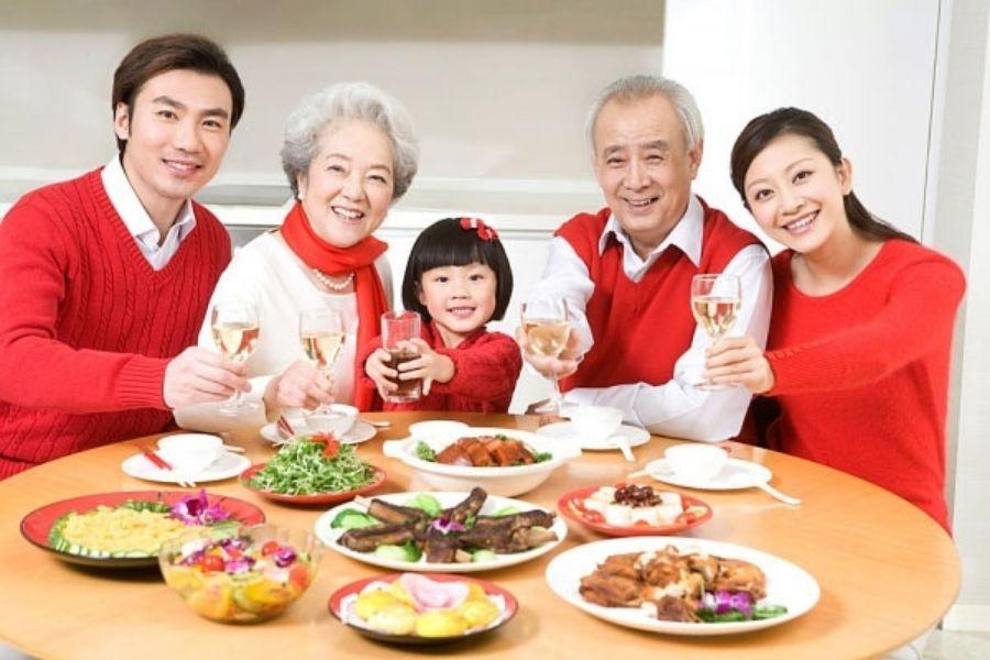 ăn uống tốt cho sức khoẻ người già vào mùa đông