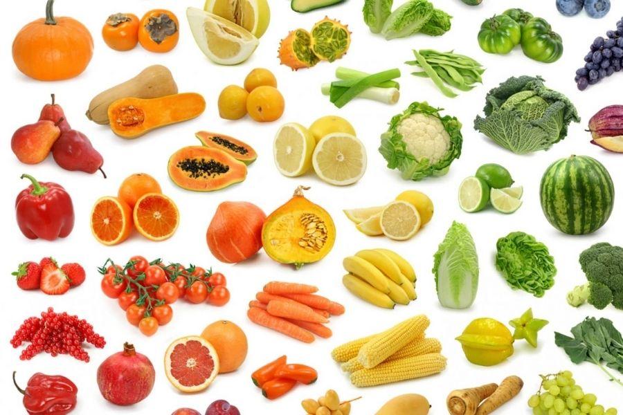 cách chọn rau củ quả tươi ngon, không ngâm thuốc dựa vào màu sắc