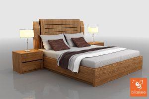 chọn giường cho người già phù hợp