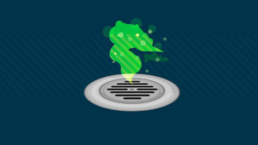 Ống cống là nguyên nhân gây ra mùi hôi trong nhà