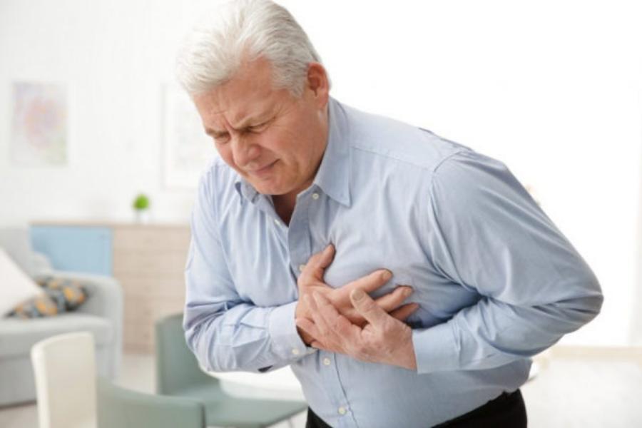 hình ảnh về nhịp tim bình thường của người già