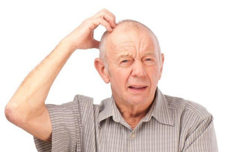 người già bị lẫn và cách chăm sóc người già bị lẫn