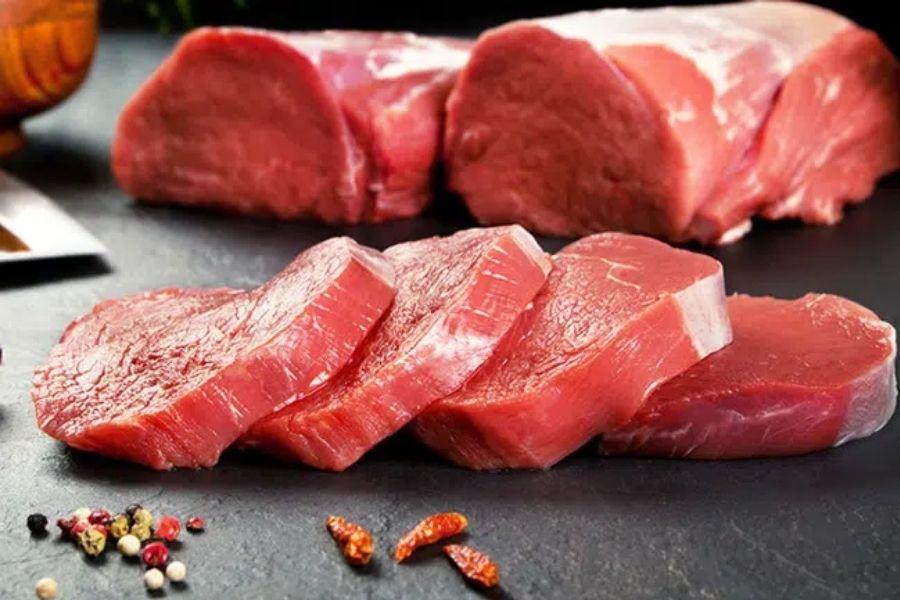 người đau xương khớp kiêng các loại thịt đỏ ảnh