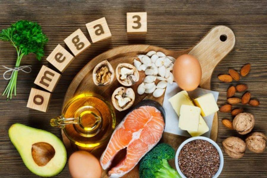 thực phẩm chứa omega 3
