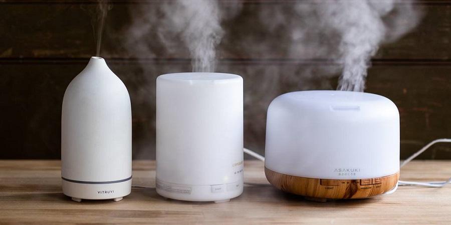 Sử dụng tinh dầu giúp khử mùi cháy khét trong nhà