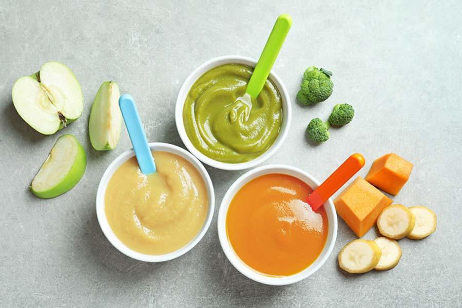 Chế độ ăn uống dành cho trẻ em bị tay chân miệng
