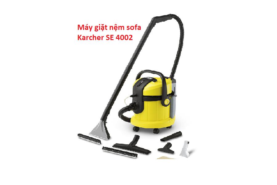 Máy giặt nệm sofa Karcher SE 4002