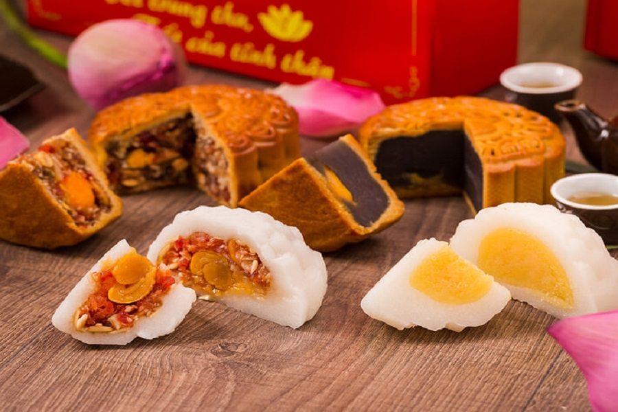 Cách bảo quản bánh trung thu Kinh Đô, bánh trung thu có thương hiệu khác