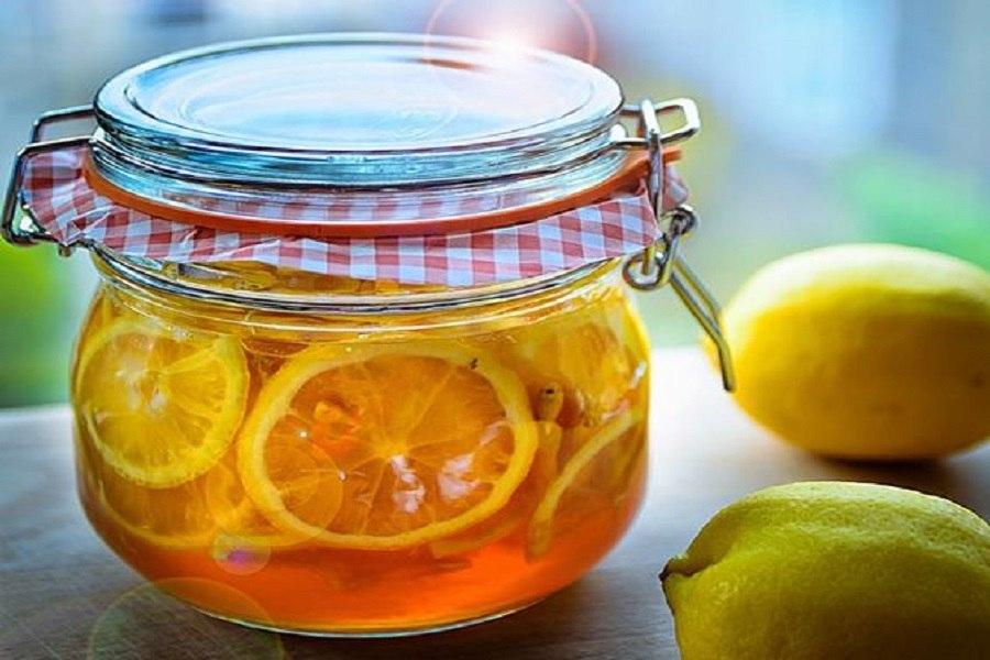 hũ chanh ngâm mật ong, cách bảo quản chanh lâu ngày