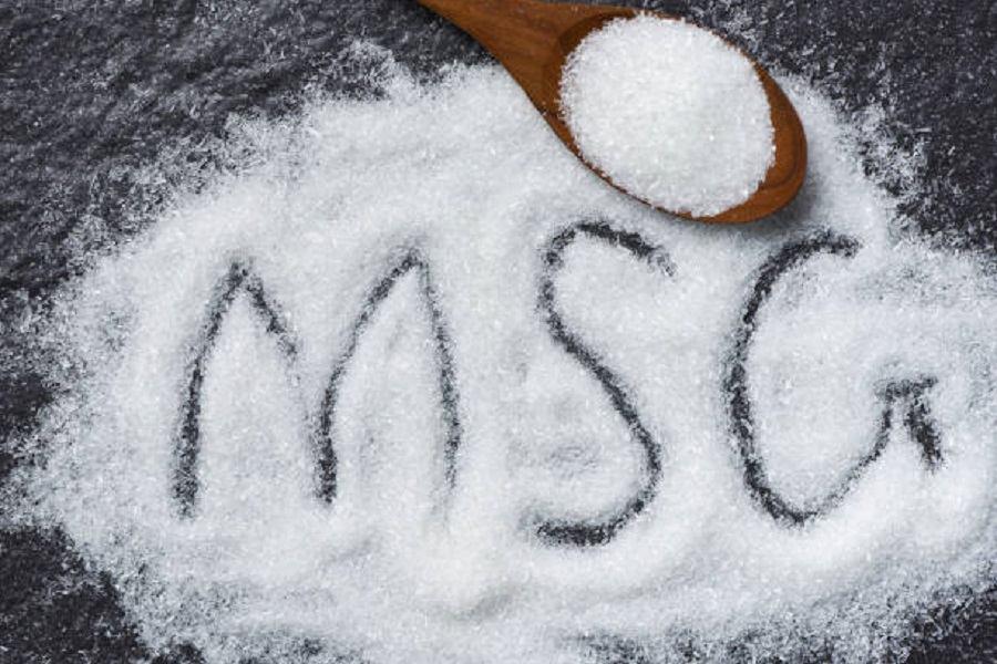bột ngọt làm từ cách lên men nguyên liệu mía,sắn, ngô,...