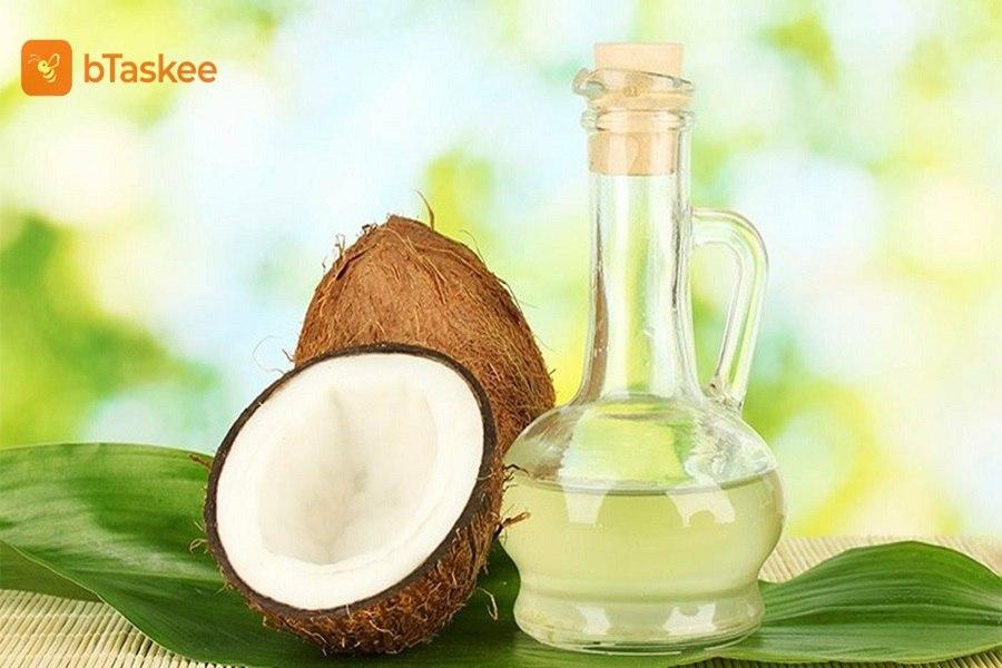 cách bảo quản dầu dừa được lâu
