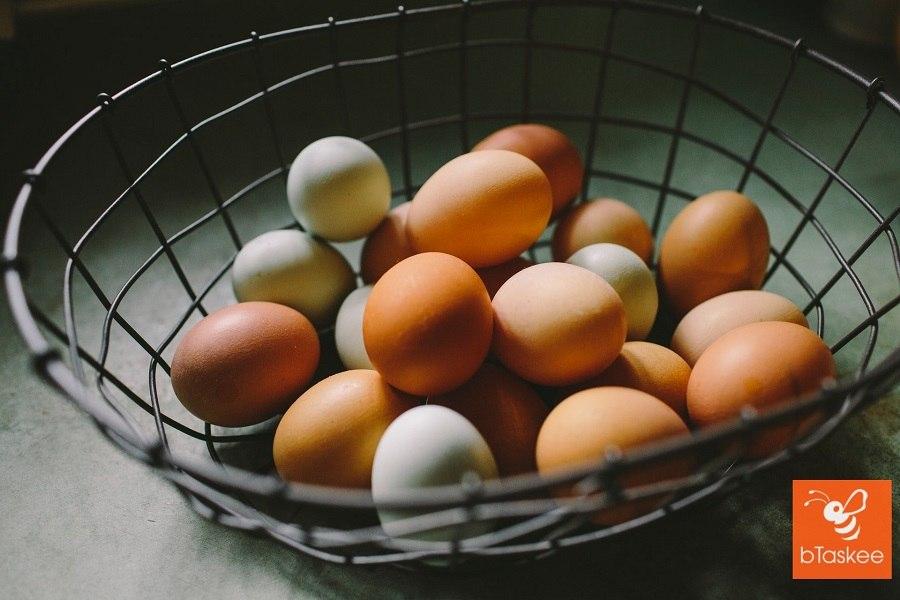 cách bảo quản trứng gà được lâu