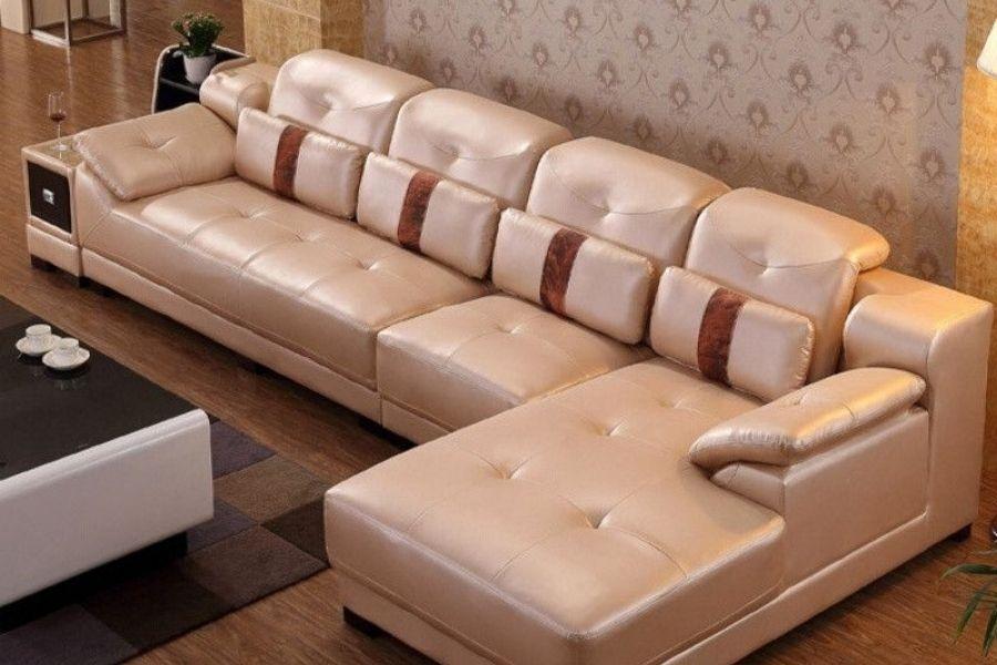 Cách bảo quản sofa giả da