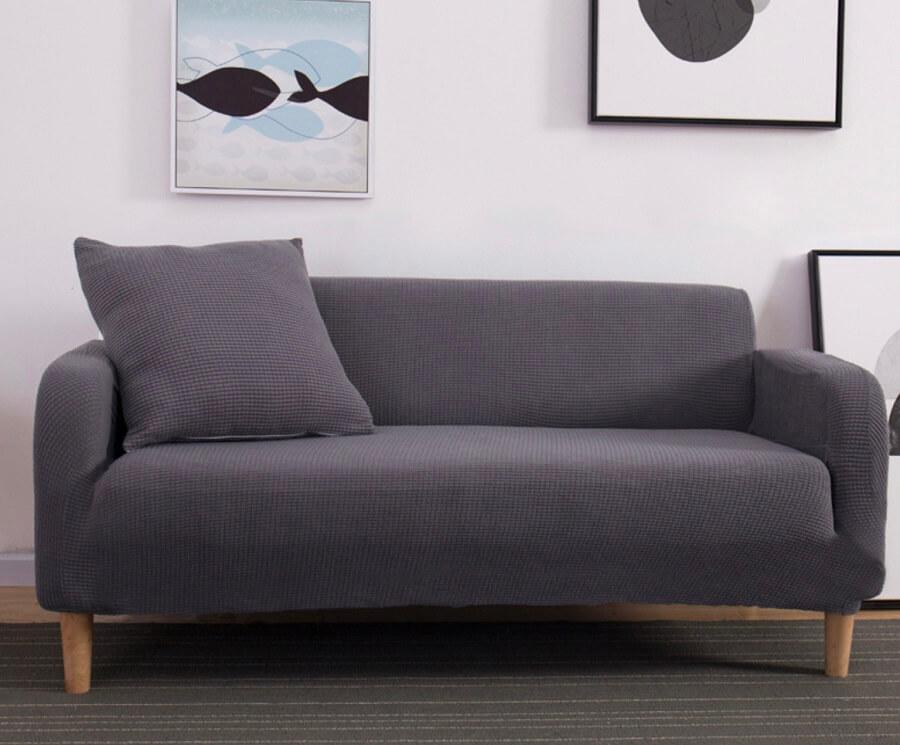 Kiểm tra vải bọc ghế sofa bằng polyester