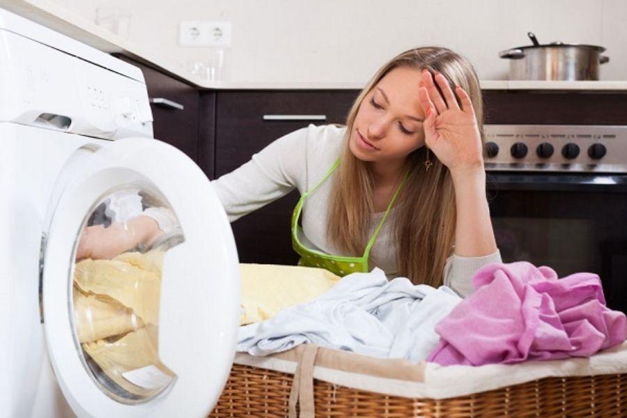 giặt thảm bằng máy giặt