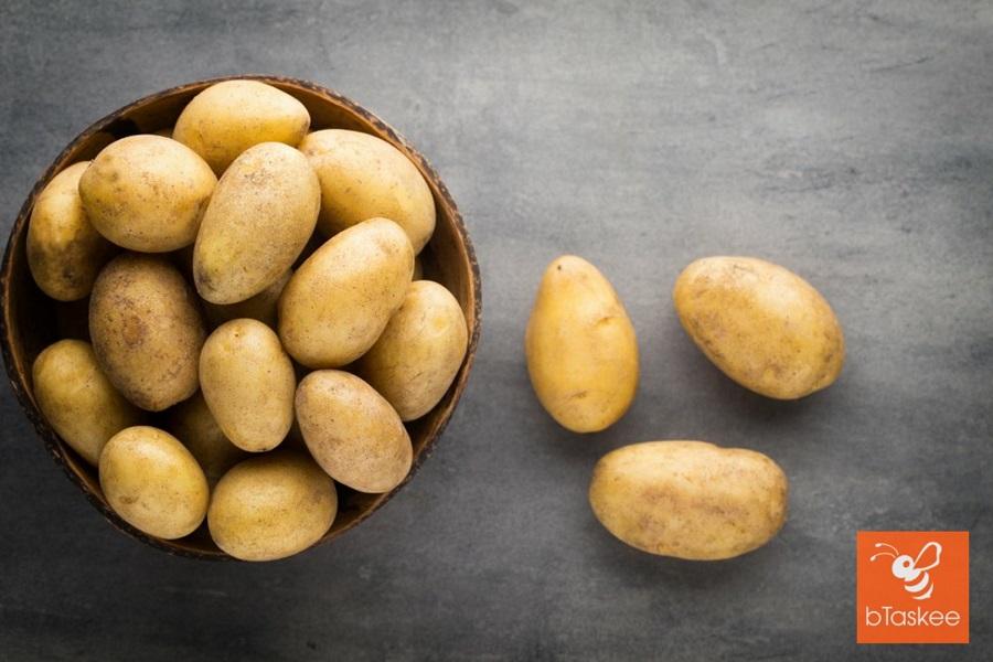 Các bảo quản khoai tây tươi lâu