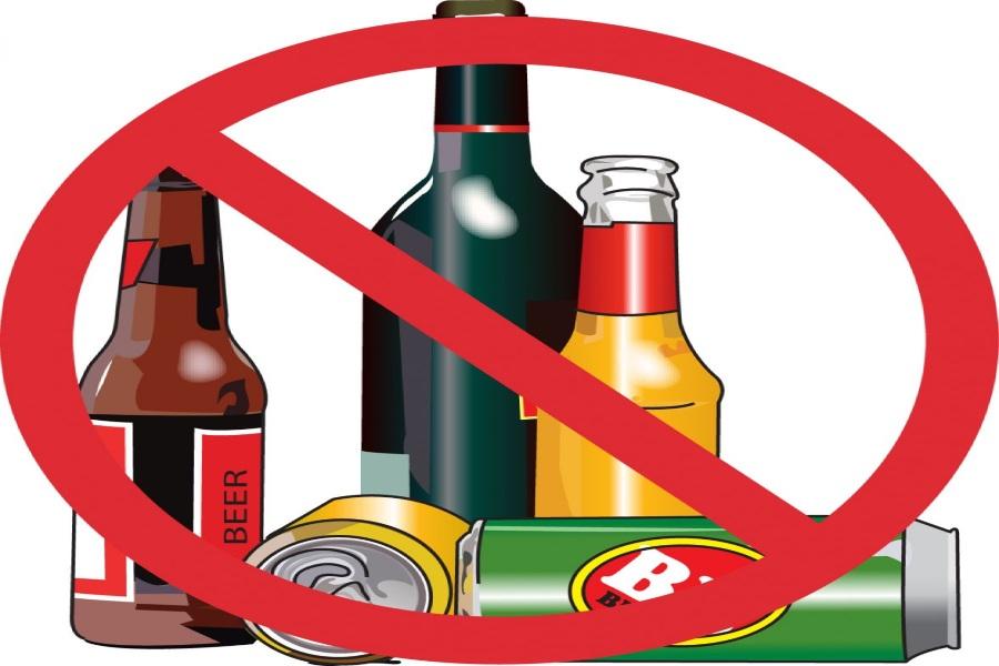 Loại bỏ bia rượu, chất kích thích ra khỏi cuộc sống thường ngày