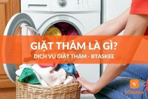 giặt thảm là gì, dịch vụ giặt thảm