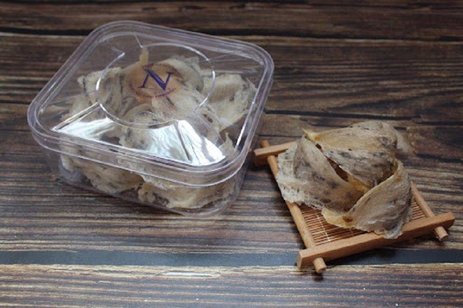 Cách bảo quản tổ yến thô trong hộp nhựa kín