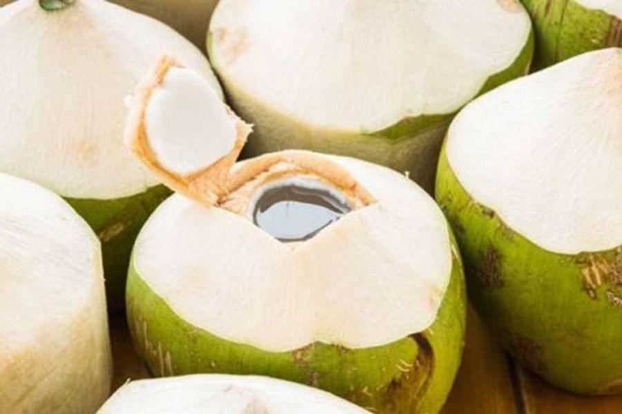cách bảo quản dừa xiêm