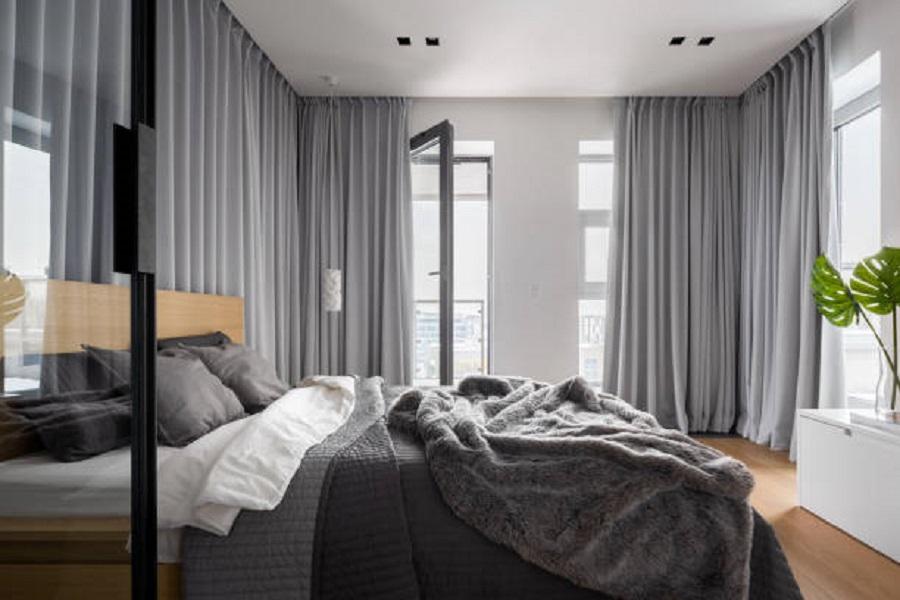 Chọn màu rèm cửa phù hợp với màu sơn tường