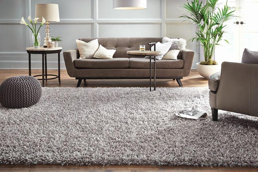 cách chọn thảm trải sàn hợp với căn phòng