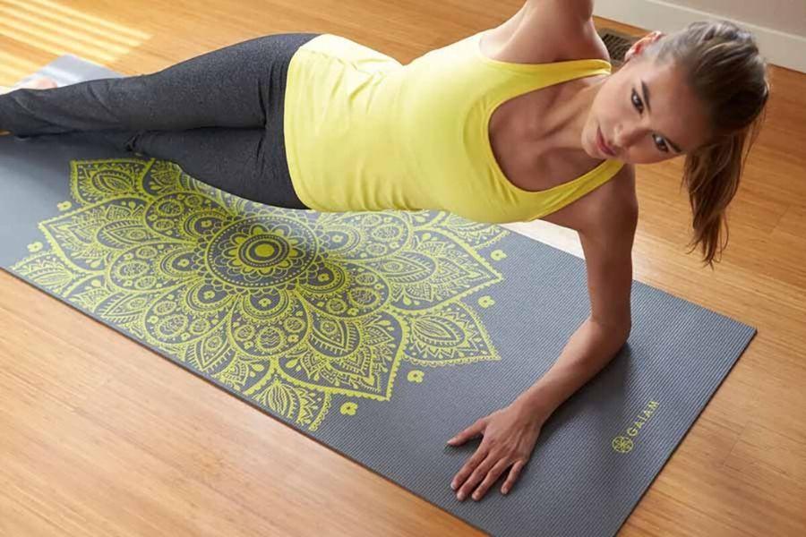 thảm tập yoga cao su
