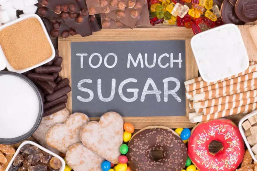 Hạn chế ăn các loại thực phẩm có chứa quá nhiều đường