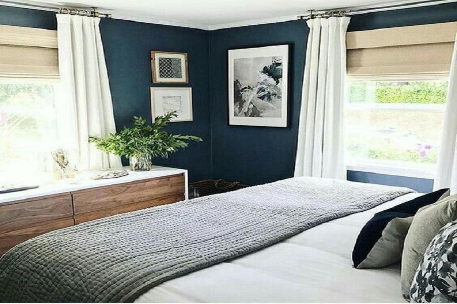 Cách chọn rèm dày dặn phù hợp với phòng ngủ