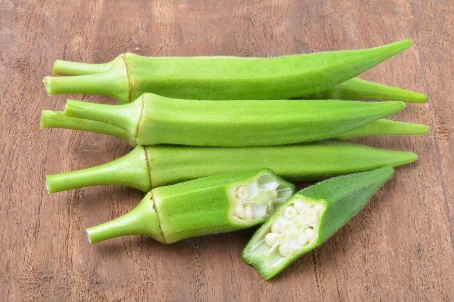 Đậu bắp chứa nhiều chất dinh dưỡng cho sức khỏe