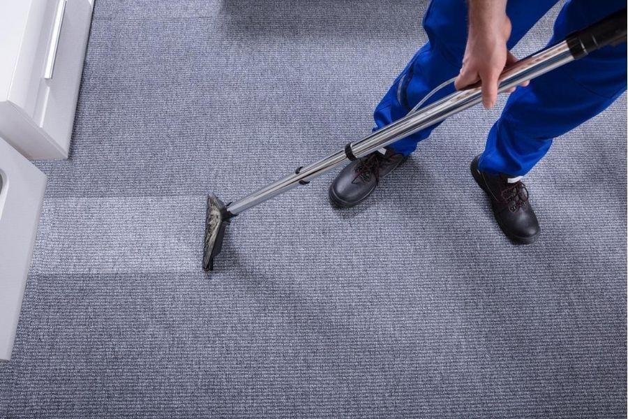 cách vệ sinh thảm văn phòng hiệu quả
