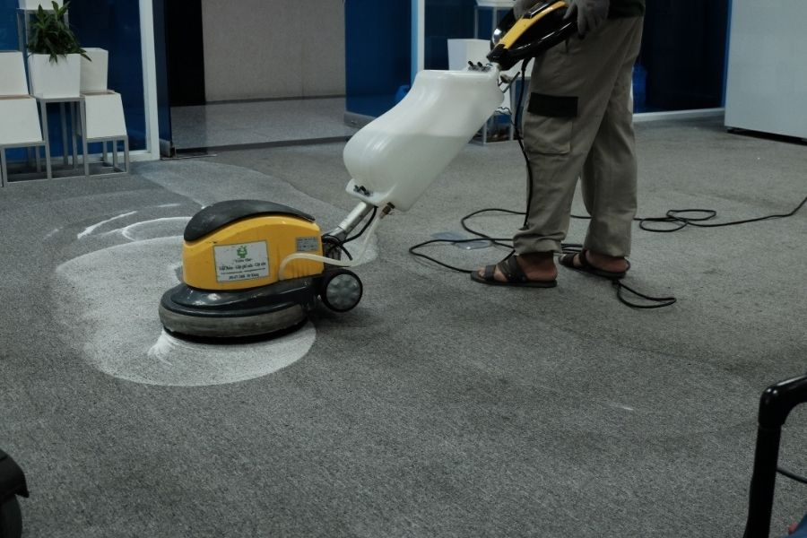 dịch vụ giặt thảm công nghiệp chuyên nghiệp