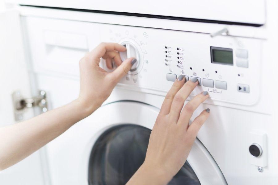Giặt ghế lười hạt xốp bằng máy giặt