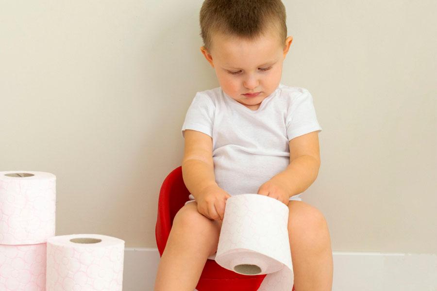 Trẻ bị suy dinh dưỡng do tiêu chảy
