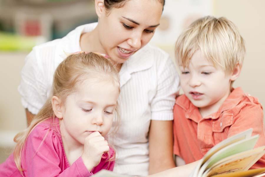 Trẻ sẽ được chăm sóc một cách tốt nhất