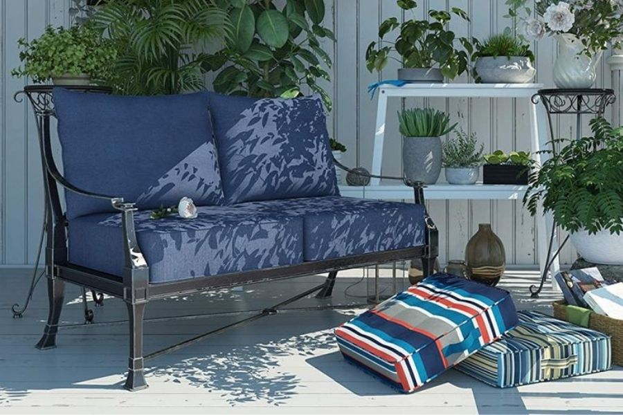 Vải bọc sofa sợi Acrylic