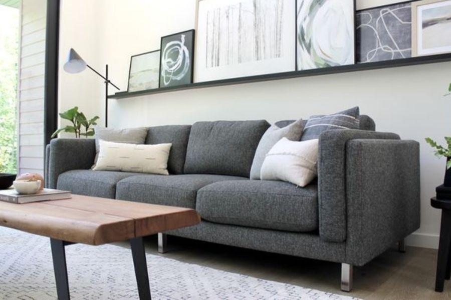 Vải bọc sofa sợi Olefin