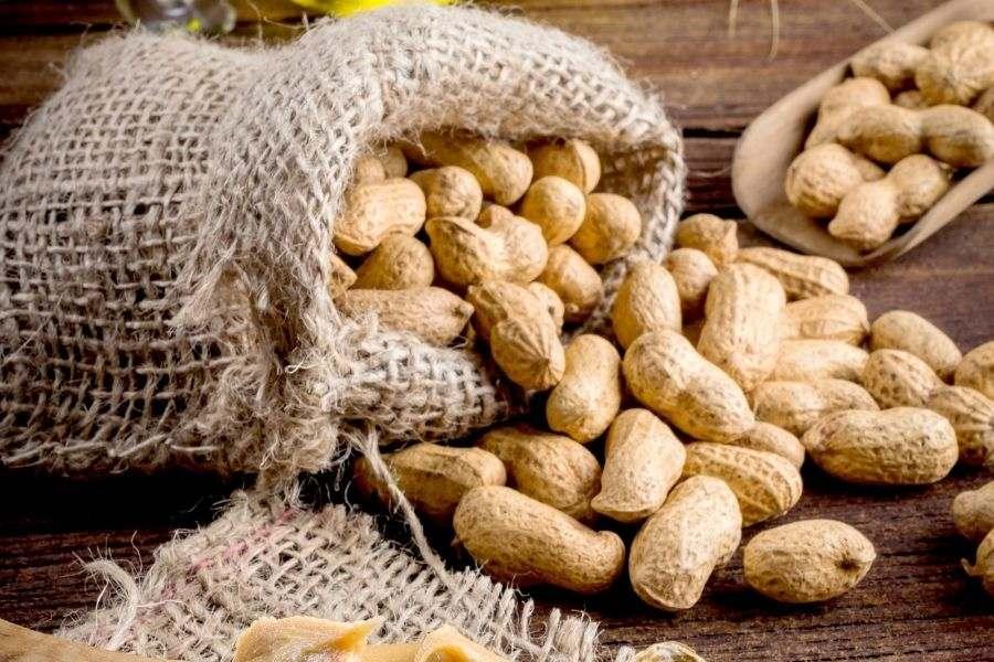 Cách bảo quản đậu phộng ở nơi khô ráo, thoáng mát