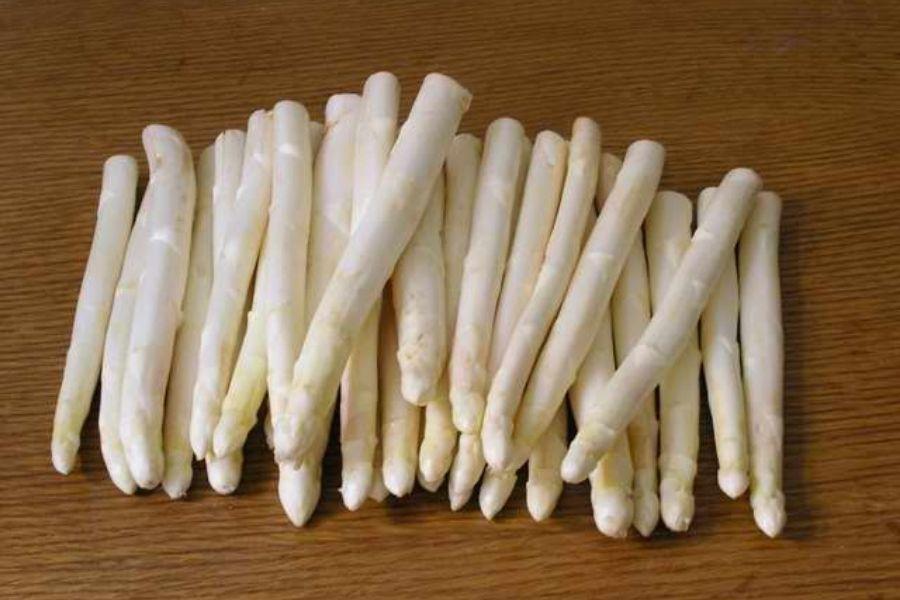 măng tây trắng có tốt hay không