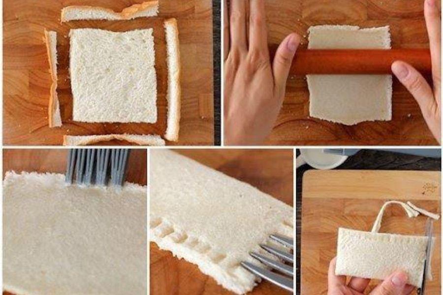 Các bước làm vỏ bánh sữa chua
